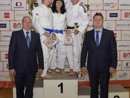 Mistrovství ČR můžu a žen v Hranicích