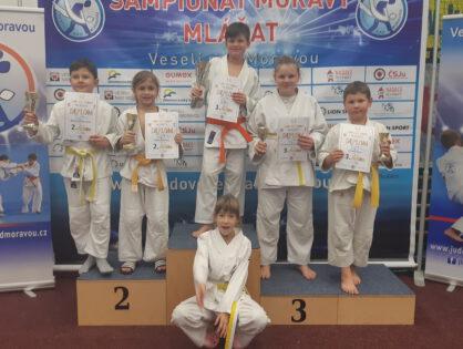 Šampionát Moravy mláďat - 16.11.