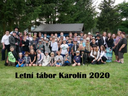 Letní tábor Karolín 2020